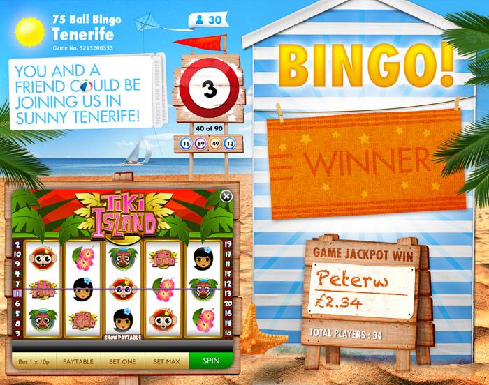 Tenerife Bingo